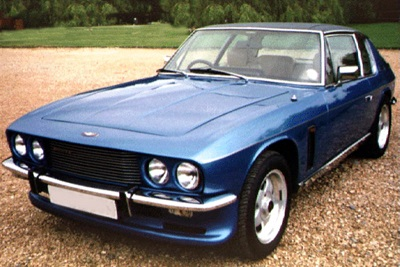 Jensen Interceptor, CV8 & 541 Car Parts