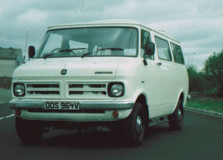 Bedford CF Van Parts