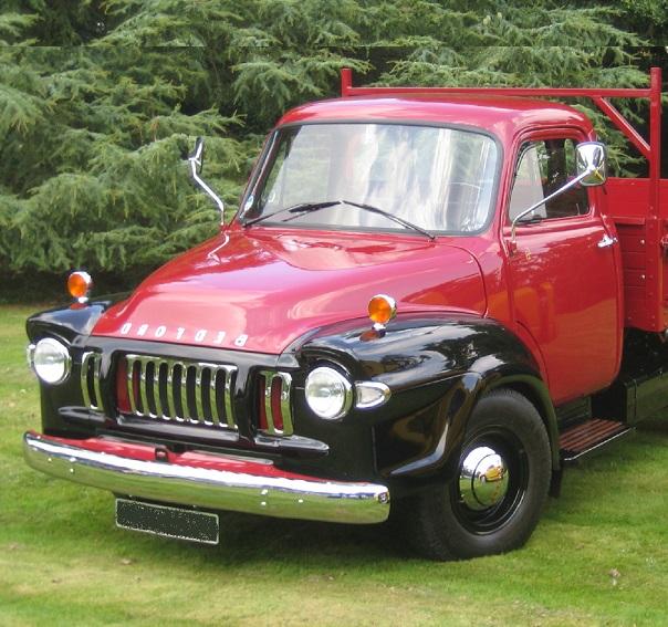 Bedford J0 Truck Parts