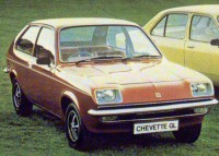 Vauxhall Chevette Car Parts