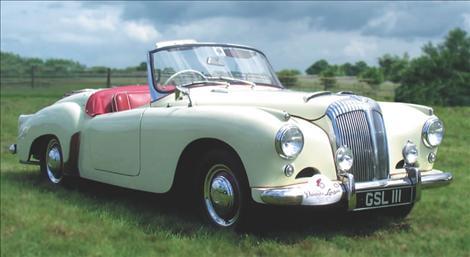 Daimler Conquest, Century, Empress, Majestic Major, Regency Parts
