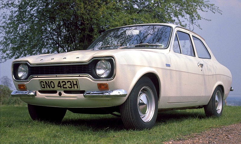 Ford Escort Mk1 Car Parts