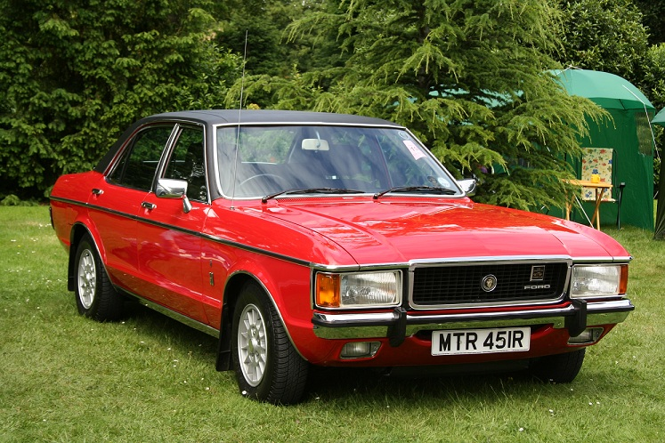Ford Granada Mk1, Mk2, Mk3 Car Parts