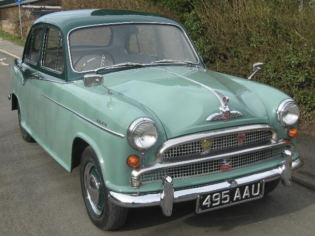 Morris Oxford 1949-71, Cowley & Isis Parts