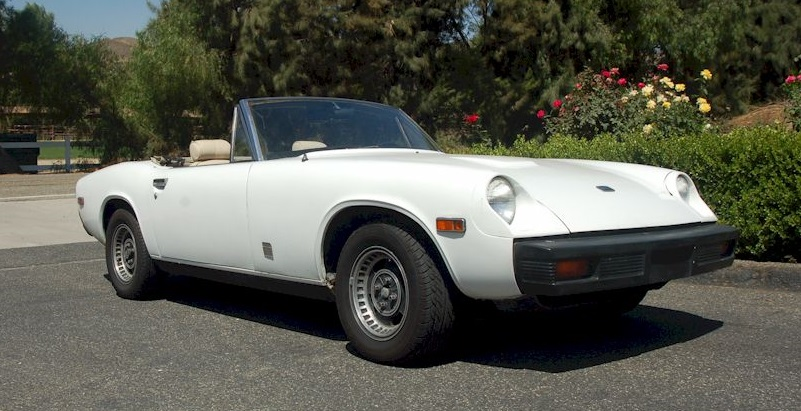 Jensen Healey Car Parts