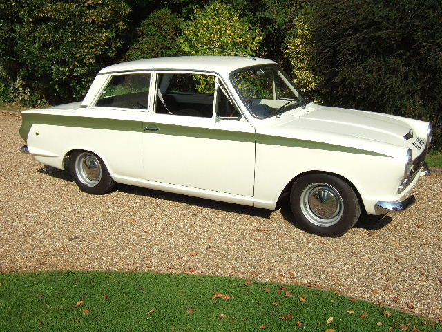 Ford Cortina Mk1 & Corsair Parts