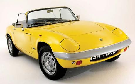 Lotus Elan Car Parts