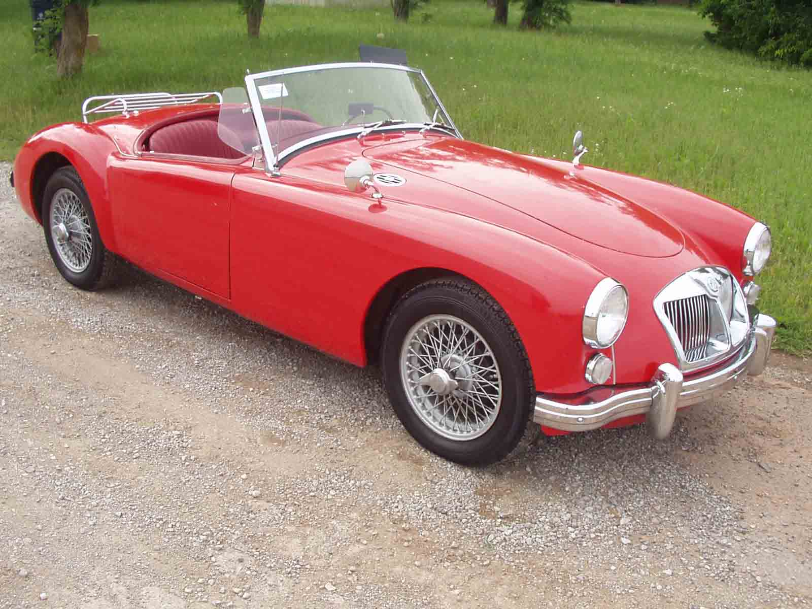 MG Car Parts for sale. Parts for the MG cars from the earliest MG T ...