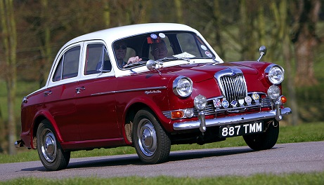 Riley 1.5 Saloon Car Parts