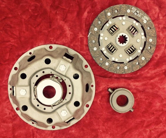 CLUTCH KIT (Triumph Mayflower) (1949- 53)