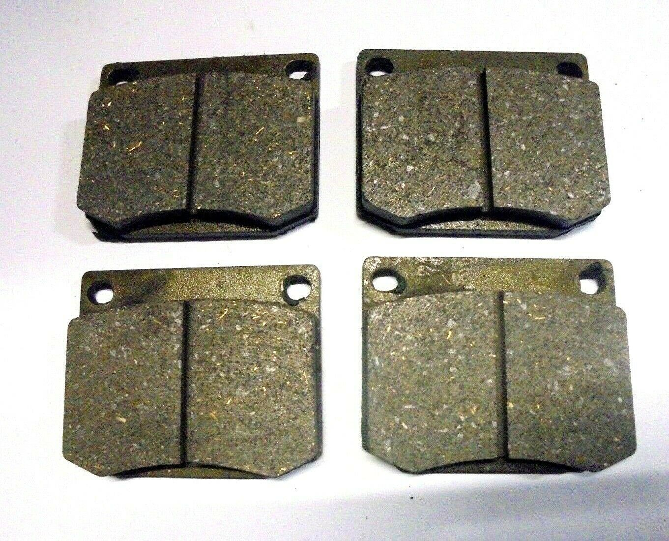 FRONT BRAKE PADS SET (Triumph TR3 & TR4) (**From Jan 62- 65**)