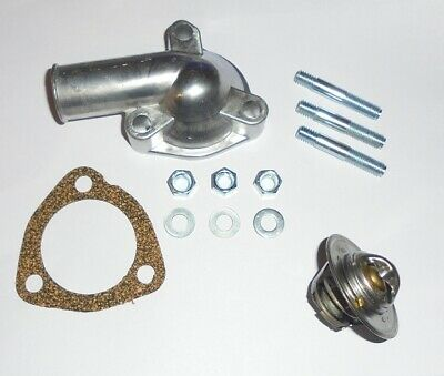 THERMOSTAT, HOUSING, GASKET & BOLTS KIT (Riley 1.5 Saloon) (1959- 65)