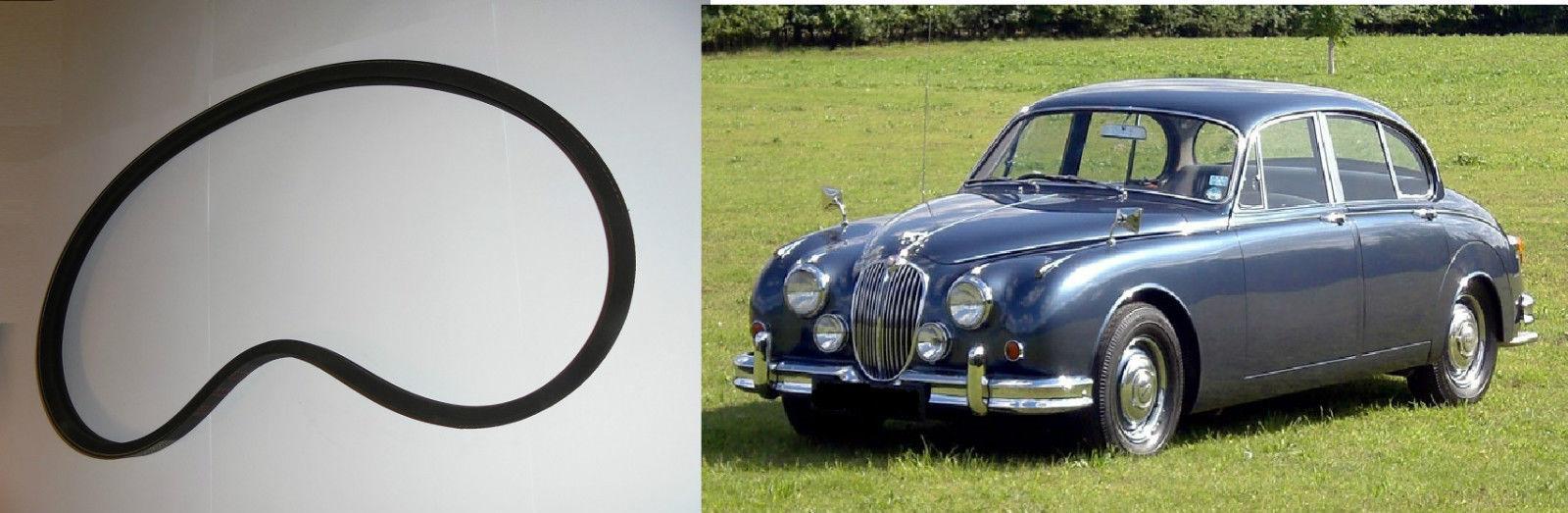 FAN BELT (Jaguar Mk2, 240 )   (2.4 Only)   (**Not 3.4 or 3.8 **)  (1959- Eng. BH5364)