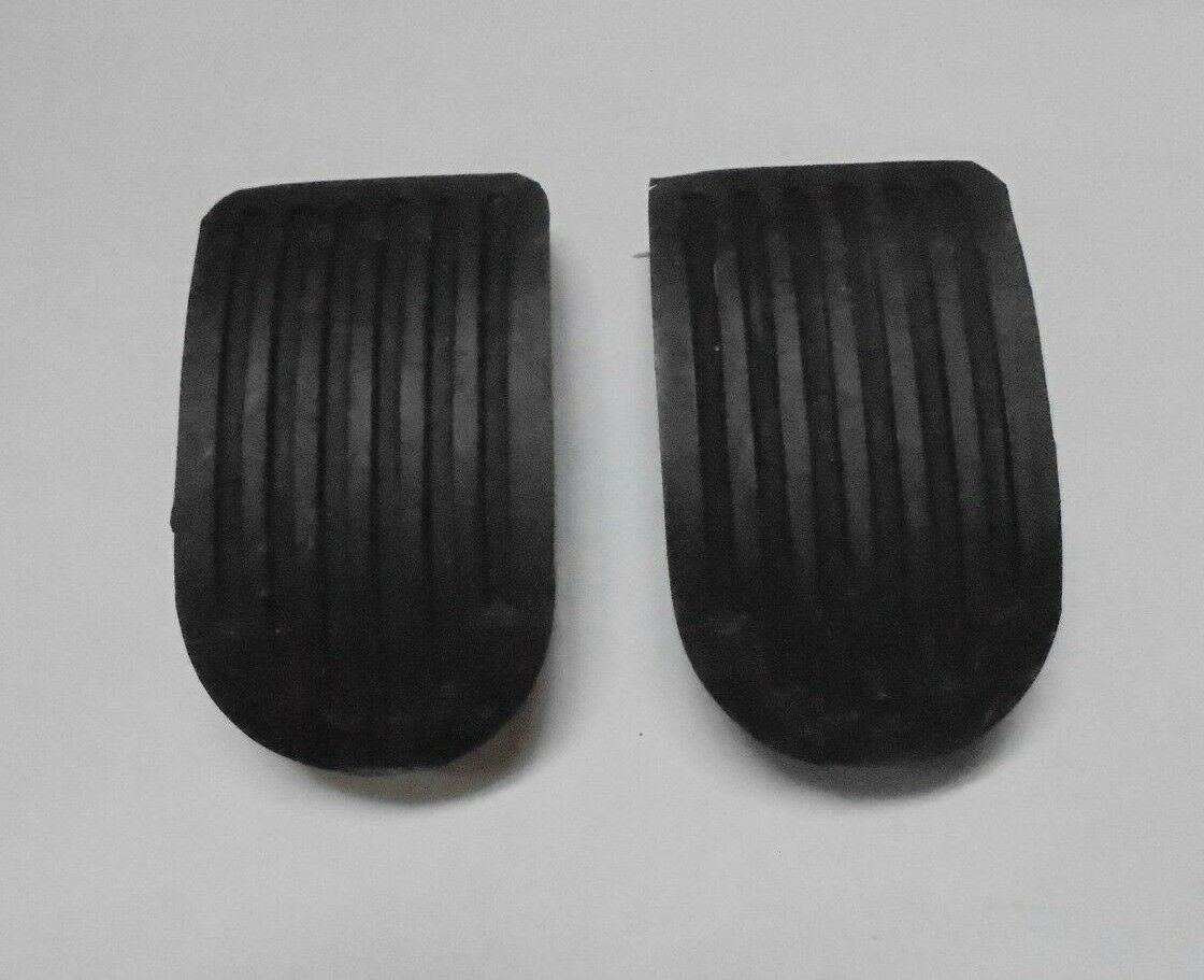 PEDAL RUBBERS x2 (MG A) (1955- 62)