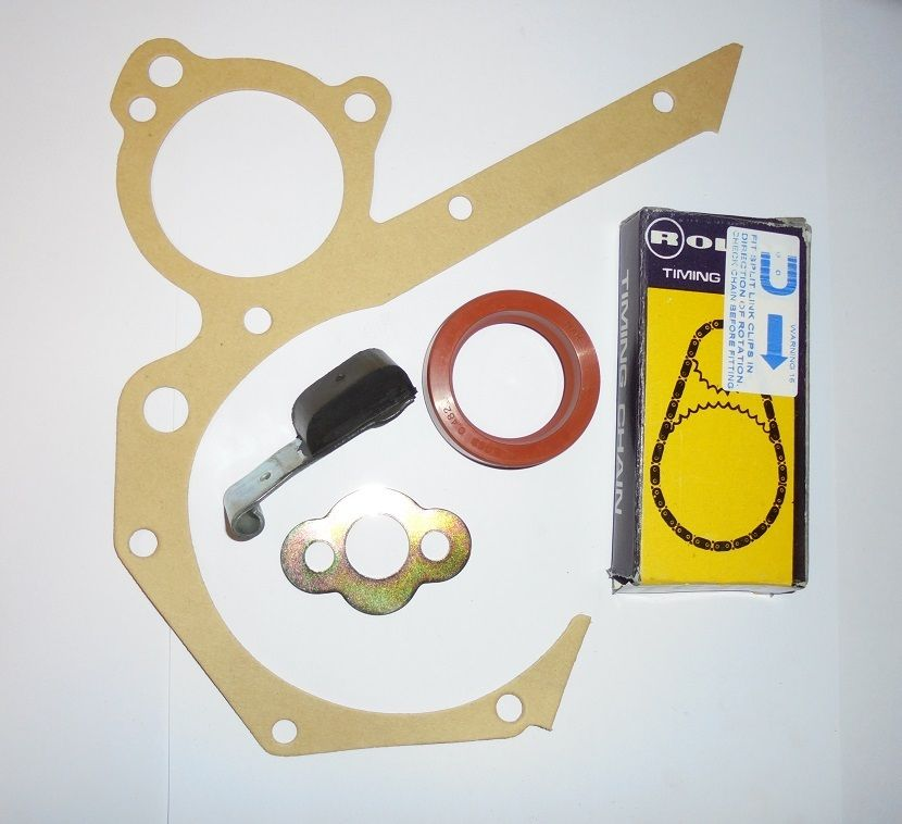 TIMING CHAIN KIT (Ford Consul Capri Classic) (1340cc & 1500cc) (1961- 64)