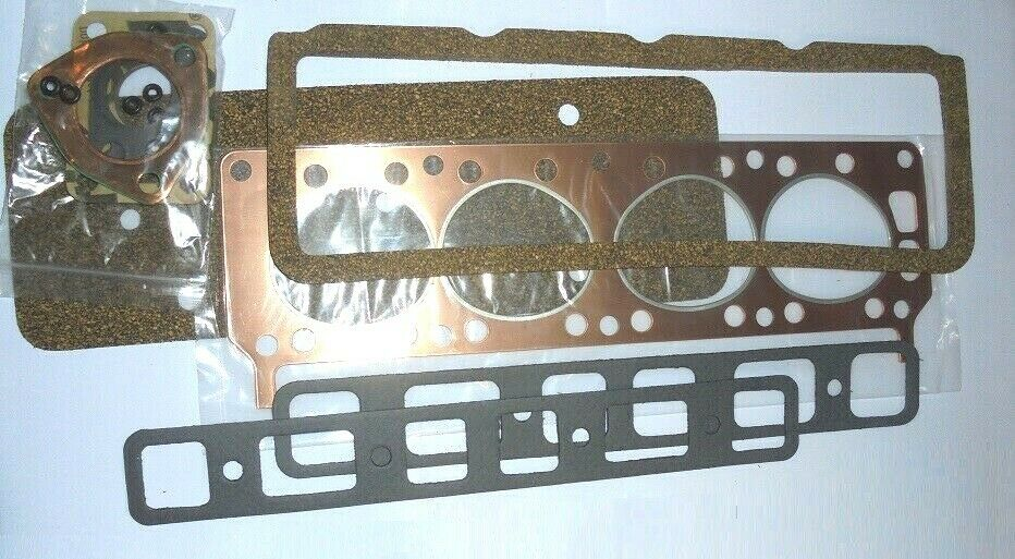 HEAD GASKET SET (MG YB Saloon Late) (Round Water Holes) (** Eng. No/ 17,994 Onwards **) (From 1952- 53)