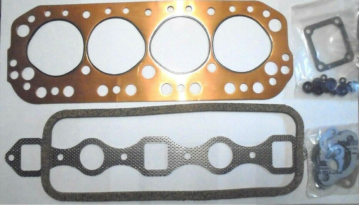 HEAD GASKET SET (MG Magnette ZA, ZB, Mk3 & Mk4) (1954- 66 Only)