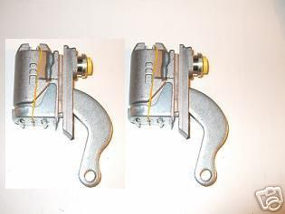 REAR BRAKE WHEEL CYLINDERS x2 (Humber Hawk Mk3 Mk4 Mk5 Mk6) (1948- 57)