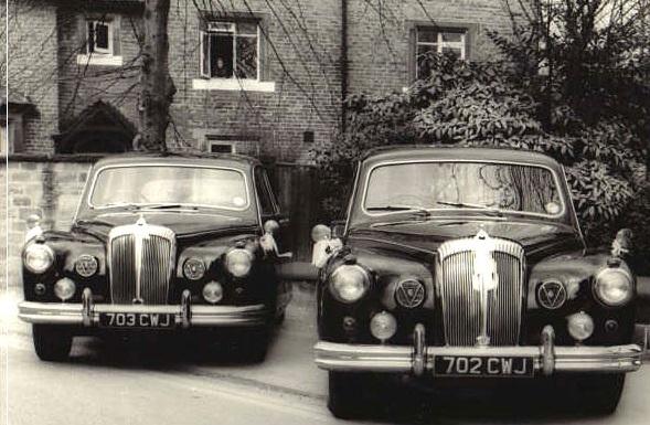 BRAKE MASTER CYLINDER REPAIR SEALS KIT (Daimler Majestic Major) (1960- 68)