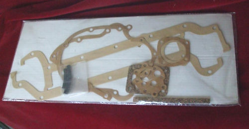 SUMP GASKET SET (MG YA & YB) (1947- 53)