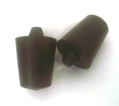 FRONT UPPER BUMP STOPS x2 (Austin Healey Frogeye Sprite) (1958- 61)