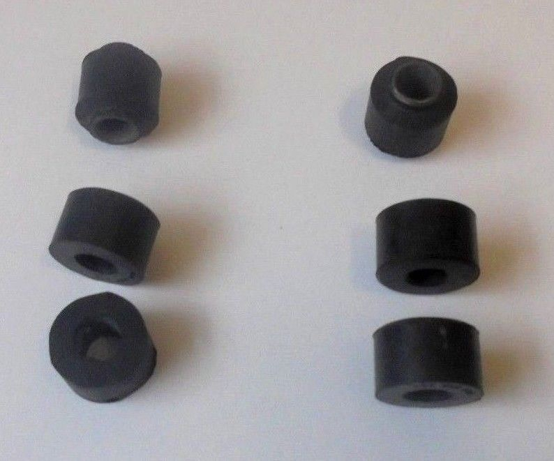 FRONT ANTI ROLL BAR LINK BUSHES x6 (Upper & Lower) (Jaguar S-Type Saloon) (1963- 68)