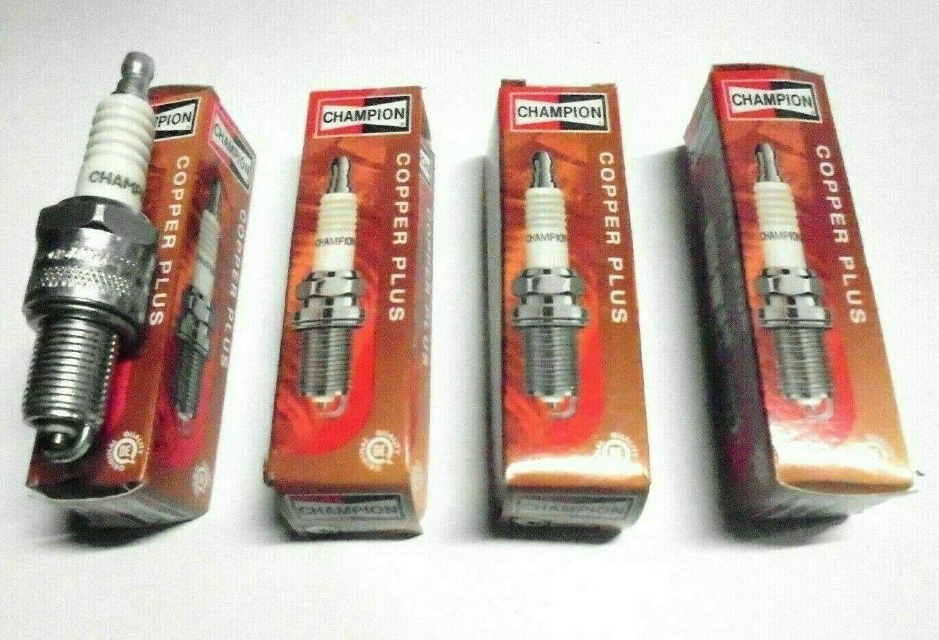 SPARK PLUGS x4 (Triumph Herald 13/60) (** 1300cc Only **) (1967- 71)