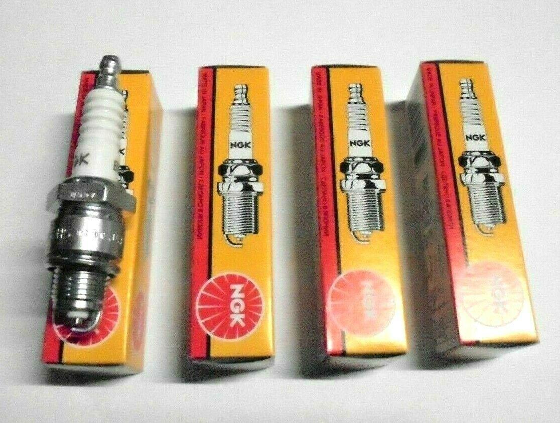 SPARK PLUGS x4 (Triumph Herald) (1200 & 12/50) (1147cc Only) (1962- 70)