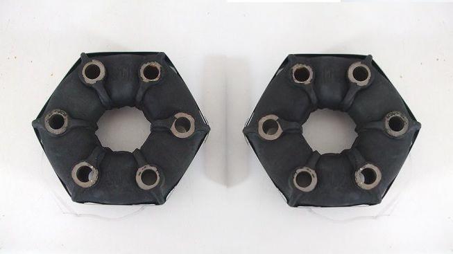 RUBBER DOUGHNUTS x2 (Hillman Imp) (1963- 76)