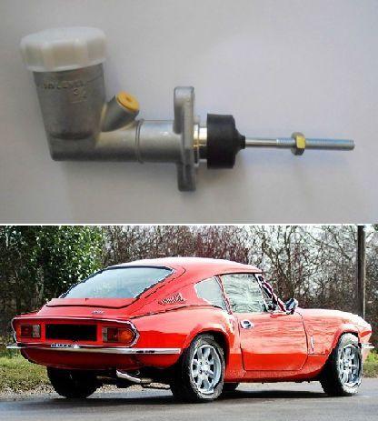 BRAKE MASTER CYLINDER x1 (Triumph GT6) (Mk3 With Servo) (1970- 74)