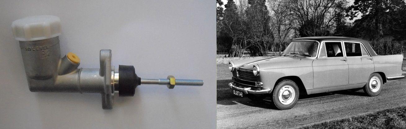 BRAKE MASTER CYLINDER x1 (Morris Oxford Ser.5) (1959- 61 Only)