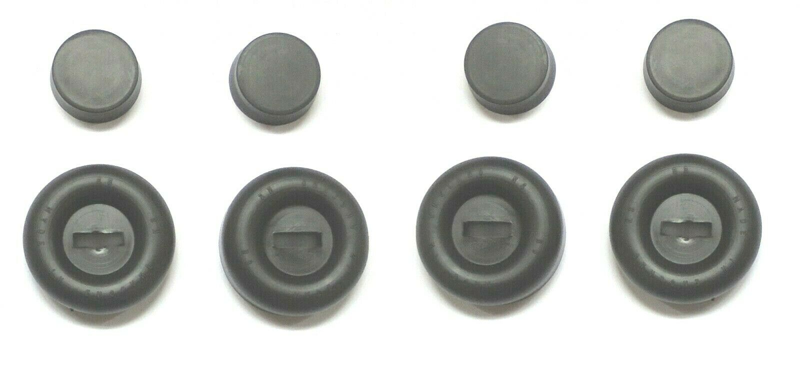 FRONT BRAKE WHEEL CYLINDER REPAIR SEALS KITS x4 (Austin Gipsy) (** M15 LWB **) (From 1962- 68)
