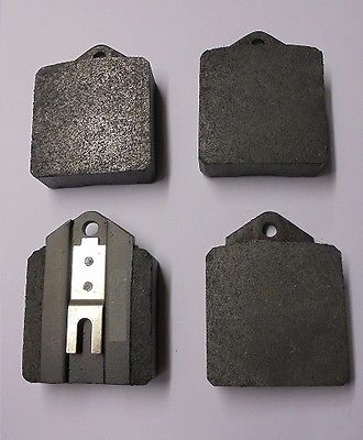 REAR BRAKE PADS SET (Jaguar MkX) (** 4.2 Litre Only **) (1964- 68)