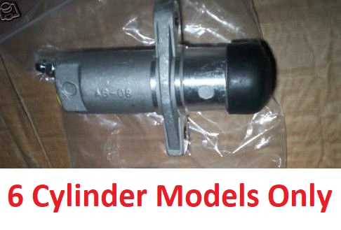 CLUTCH SLAVE CYLINDER (Standard Ensign De-Luxe) (**** 6 CYLINDER ****) (Jun 1962- 63)