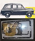 SUMP GASKET ENGINE SET (Austin FX4 Taxi) (Petrol 2220cc) (1962- 73)
