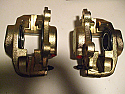 FRONT BRAKE CALIPERS x2 (Triumph TR6) (** From Jan 1972- 76 **) ** METRIC **
