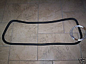 FRONT WINDSCREEN RUBBER SCREEN SEAL + TRIM (Triumph TR4)