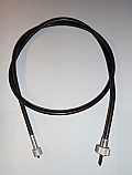 SPEEDO CABLE (MGA) (** Twin Cam & De-Lux **) (** RHD **) (1958- 61)