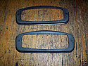 INDICATOR GASKET SEALS x2 (MG Midget) (1962- 79)