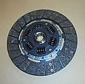 CLUTCH PLATE ONLY (Jaguar Mk1 & Mk2) (** 3.4 & 3.8 **) (** See Eng No/ **) (1957- 64 Only)