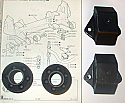 FRONT SUBFRAME (FRONT & REAR MOUNTS) x4 (Aston Martin DB7) (1994- 04)