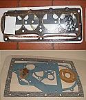 HEAD & SUMP (COMPLETE ENGINE GASKET SET) (Reliant Robin Rialto Rebel Fox Regal)  (1962- 98)