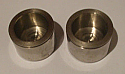 REAR BRAKE CALIPER PISTONS x2 (Ferrari 365) (GTB & GTC) (Nov 1967- )