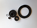 CLUTCH MASTER CYLINDER REPAIR SEALS KIT (Reliant Scimitar) (SE4 Late & SE5) (Feb 1969-73)