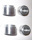REAR BRAKE CALIPER PISTONS x4 (Jaguar XJ6 & XJ12)