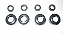 FRONT BRAKE WHEEL CYLINDER REPAIR SEALS KITS x4 (Sunbeam Rapier) (Ser I & II) (1958- )