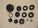 BRAKE MASTER CYLINDER REPAIR SEALS KIT (MGB Tandem) (1977-82)