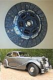CLUTCH PLATE ONLY (Jaguar Mk5) (2.5 Litre Saloon) (1948- 51)