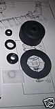 BRAKE or CLUTCH MASTER CYLINDER REPAIR SEALS KIT (Standard 8, 10 & Pennant) (1953- 60)