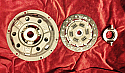 CLUTCH KIT (Sunbeam Rapier) (Ser. 1, 2 & 3) (1390 & 1494) (1955- 61 Only)